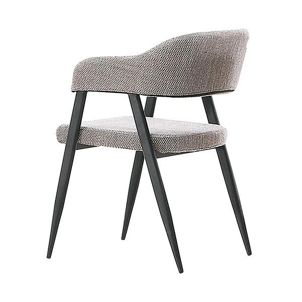 安特樂卡其布餐椅(18CS3/248-1)【DD House】