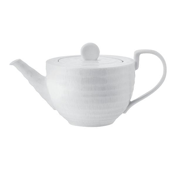【Luzerne】陸升瓷器 Song 螺旋紋  803ml 茶壺 /SG7008085