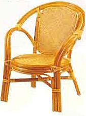 【南洋風休閒傢俱】藤椅系列 - 編月雙 兒童椅 編藤椅 乘涼椅 小孩椅 (761-7)