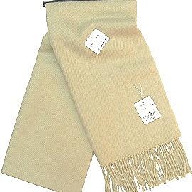 【波克貓哈日網】冬季禦寒保暖◇日本製圍巾◇《素面-駝色》
