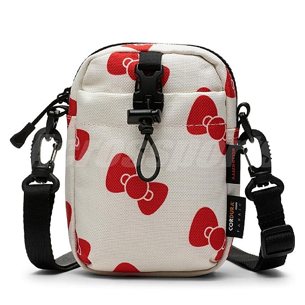 10008211-A02 凱蒂貓 運動休閒 輕便 小包 穿搭 聯名