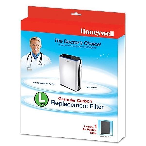 【歐風家電館】美國 Honeywell 原廠 顆粒狀活性碳濾網 HRF-L720 (1入/HPA720WTW適用)