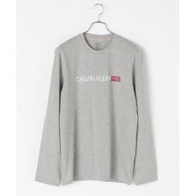 <カルバン・クライン アンダーウェア/Calvin Klein> 長袖Tシャツ 94ミドルグレ-【三越・伊勢丹/公式】