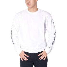 [ニューエラ] ロンT 長袖Tシャツ メンズ Originators of the True Fitted ホワイト 白 12108227 XXL