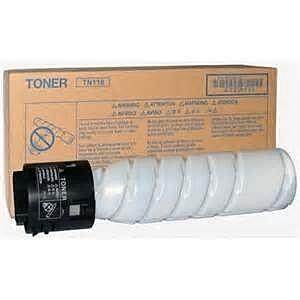 含稅【原廠碳粉TN-118】KONICA MINOLTA bizhub195 bizhub 226 BH-195 BH-215 BH-226 美樂達影印機