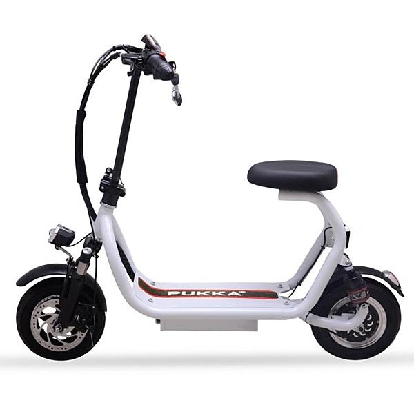 小哈雷折疊電動滑板車男女式迷你型代步代駕電瓶車成人鋰電踏板 MKS快速出貨