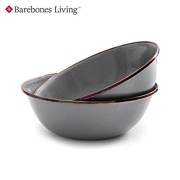 Barebones 琺瑯陶瓷碗組 CKW-357【兩入】 / 城市綠洲 (湯碗、飯碗、餐具、備料碗)