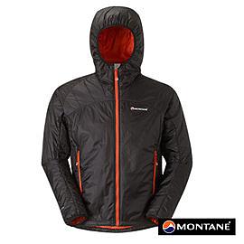 Montane 男 Primaloft保暖外套 (可折收) 黑 MFIJA