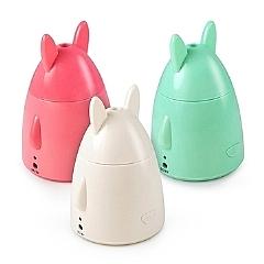 【鼎立資訊 】蘋果兔 USB迷你加濕器