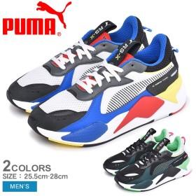 PUMA プーマ スニーカー RS-X TOYS 369449 01 02 メンズ シューズ 靴 ローカット