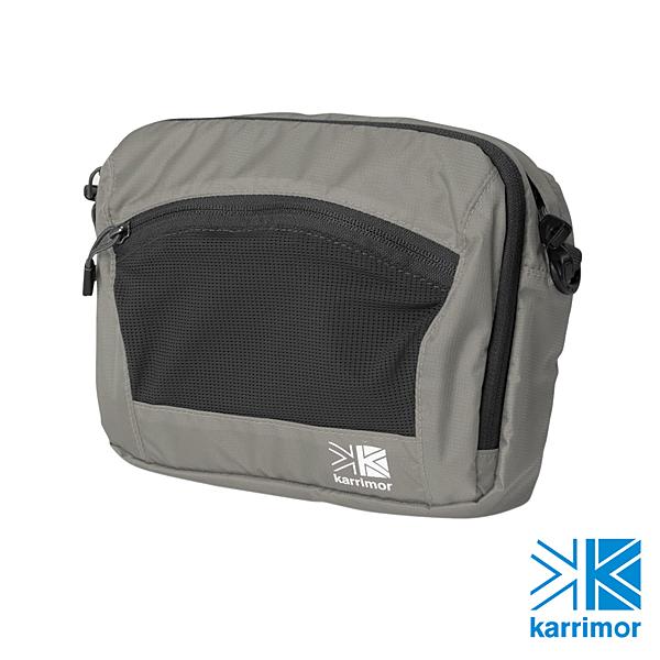 日系[ Karrimor ] Trek carry front bag 多用途胸前包 銀