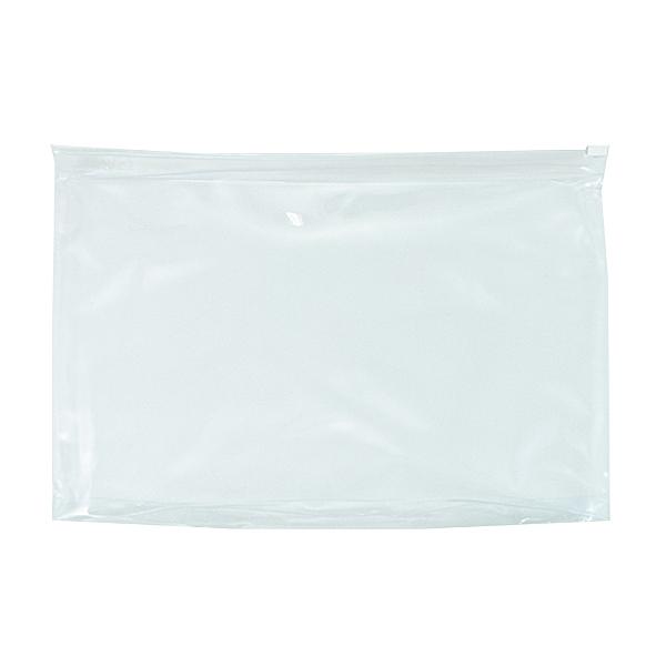透明果凍夾鏈袋 【橘子水美妝】