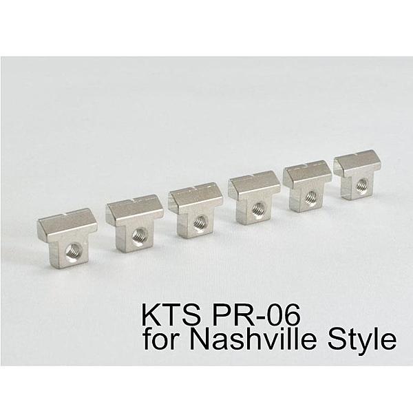 ☆唐尼樂器︵☆ KTS PR-06 鈦合金 Nashville Tune-O-Matic 電吉他 琴橋 下弦枕