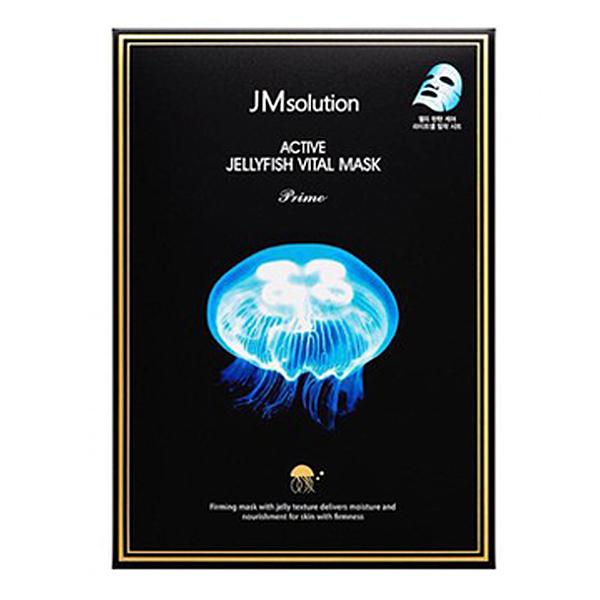 JMsolution 水母彈力緊緻面膜 30mlx10片 Vivo薇朵
