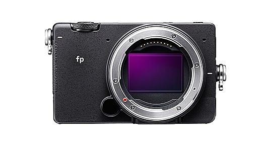 【單機身】SIGMA  fp 全片幅相機 單機身  世界最小最輕全畫幅單眼相機 【恆伸公司貨】