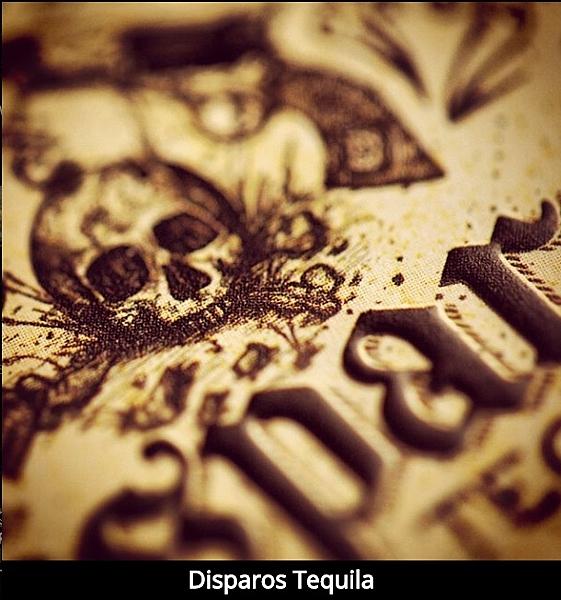 【USPCC 撲克】撲克牌 Disparos Tequila playing cards