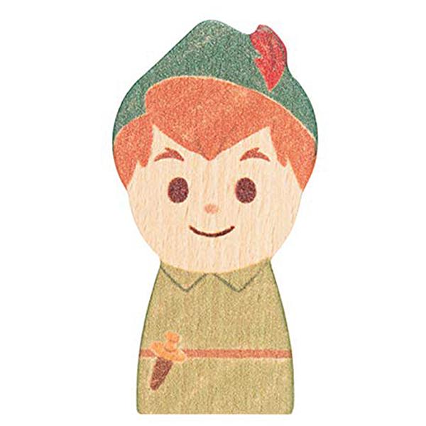 Disney KIDEA 迪士尼益智平衡積木 小木塊 小飛俠彼得潘