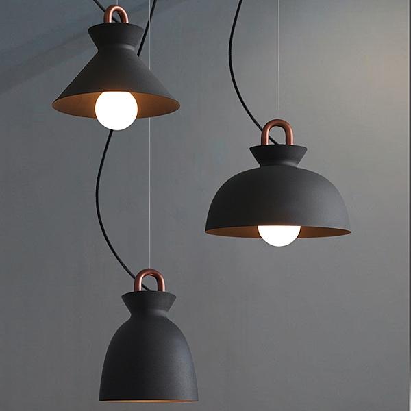 銅管線圈吊燈-C款(OTJIC-00139)【DD House】