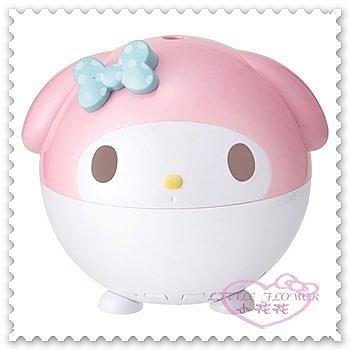 ♥小花花日本精品♥《Melody》美樂蒂 保濕香氛機 加濕器 薰香機 日本進口 大臉造型 粉色 (預購)