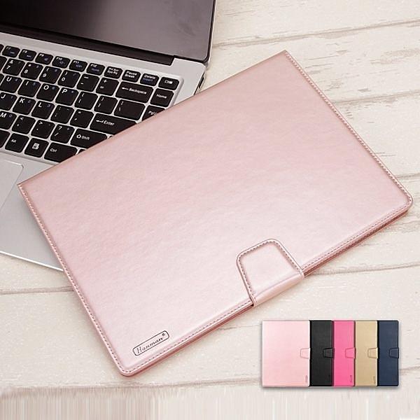 蘋果 iPad 9.7 2018 Hanman 皮革 皮套 平板皮套 平板保護套 插卡 支架 智能休眠 內軟殼