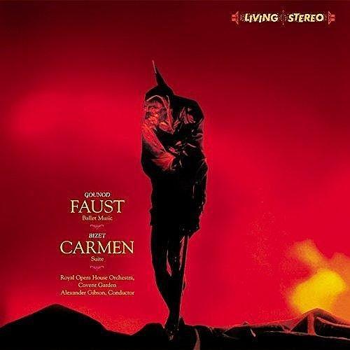 【停看聽音響唱片】【黑膠LP】古諾:浮士德、比才:卡門組曲