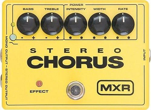 ☆ 唐尼樂器︵☆ MXR M134/ M-134 Stereo Chrous 木吉他/電吉他/電貝斯 Bass 單顆立體聲和聲效果器