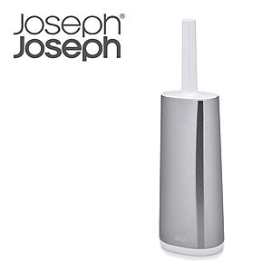 Joseph Joseph 不銹鋼好柔軟D型馬桶刷架