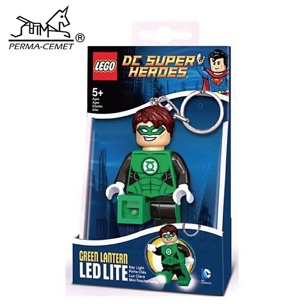 綠光戰警 LEGO/樂高/樂高鑰匙圈/鑰匙圈/DC 正義聯盟/LED/LED鑰匙圈