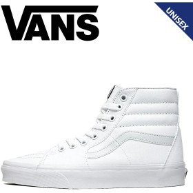 VANS SK8-HI スニーカー スケートハイ レディース メンズ バンズ ヴァンズ VN000D5IW00 ホワイト