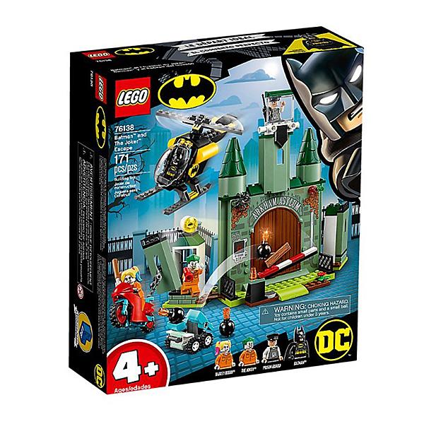 樂高 LEGO 超級英雄系列 LT76138 Batman and The Joker