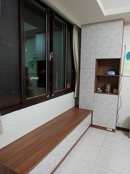 【歐雅系統家具】窗邊櫃