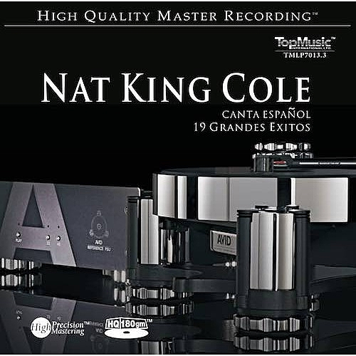 【停看聽音響唱片】【黑膠LP】Nat King Cole Canta Espanol 19 Grandes Exitos