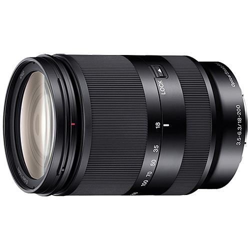 24期零利率 SONY E 18-200mm F3.5-6.3 OSS LE 高倍望遠變焦鏡頭(SEL18200LE) 台灣索尼公司貨
