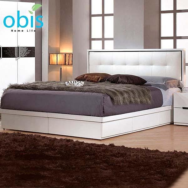 OB003-波爾卡5尺床頭片(19CM/671-10)【DD House】