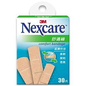 3M Nexcare 舒適繃 綜合型 30片入 專品藥局【2001657】