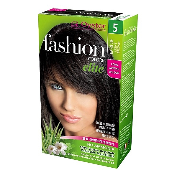 華世 歐絲特植物性染髮劑 共9種顏色 限時特惠