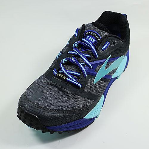 BROOKS 女慢跑鞋  CASCADIA 12 GTX 1202521B025