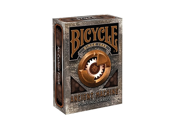 Bicycle Ancient Machine Playing Cards