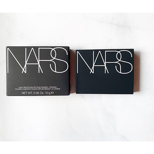 NARS 裸光蜜粉餅 10g (Crystal) (2019新包裝)【芭樂雞】