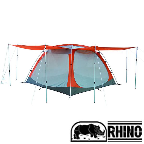【Rhino 犀牛】休閒炊事網屋 A-107 |登山|露營|帳篷