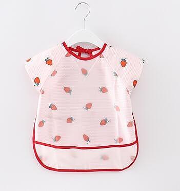 寶寶吃飯罩衣