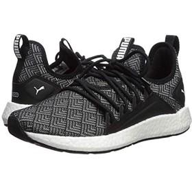 [プーマ] レディーススニーカー・靴・シューズ NRGY NEKO Stellar Black White (B:91cm, W:73.5cm, H:98cm) B - Medium [並行輸入品]