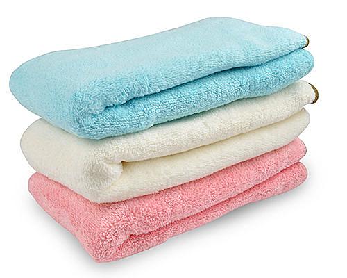馬卡龍超細纖維吸水長巾|吸水毛巾 包頭巾 洗臉巾 柔軟毛巾【mocodo 魔法豆】