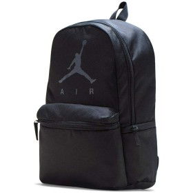 NIKE JORDAN AIR PACK BACKPACK 各色 9A0289 (023(BLACK)) [並行輸入品]