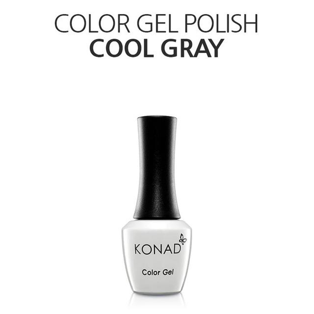 KONAD可卸式彩色凝膠-084 Cool Gray