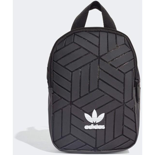 アディダス オリジナルス adidas Originals オリジナルス リュック ミニバックパック 3D MINI BACKPACK EK2889 BLACK (BLACK)