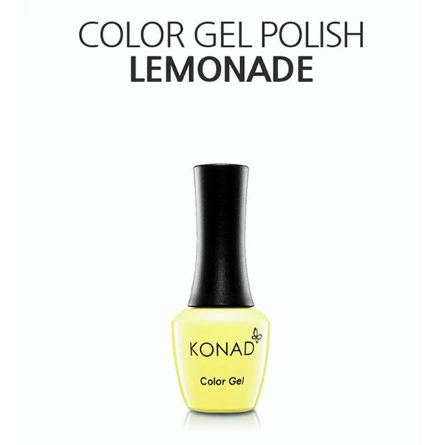 KONAD可卸式彩色凝膠-094 Lemonade