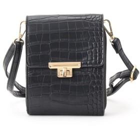 Couture Brooch(クチュールブローチ) ウォレットミニショルダーバッグ