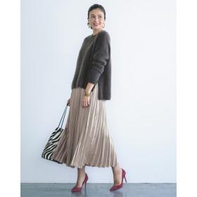 12closet プリーツギャザースカート