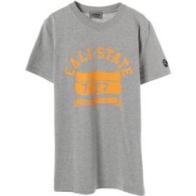 JOHN'S CLOTHING JOHN'S CALI-STATE Tシャツ Tシャツ・カットソー,T/GRAY